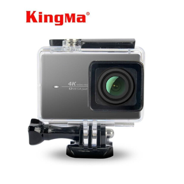 Kingma Unterwasser-Gehäuse 6 bar weiß | Xiaomi Yi 4K / Yi  4K+ / Yi Lite