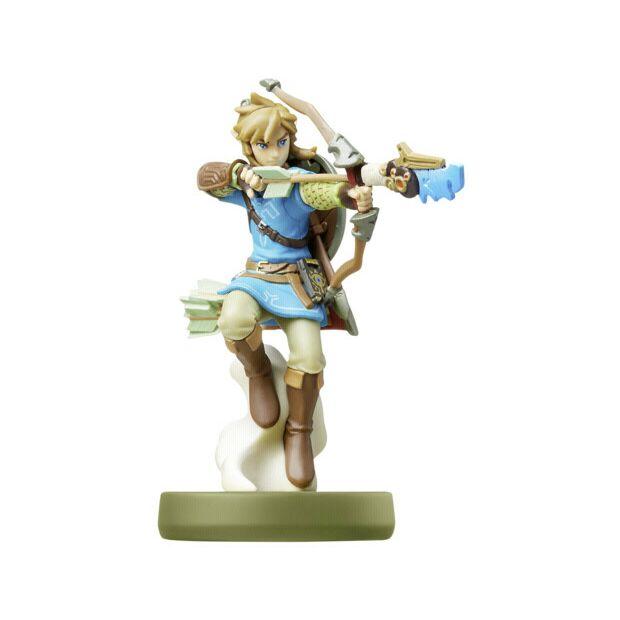 Nintendo amiibo Zelda Bogenschütze Link