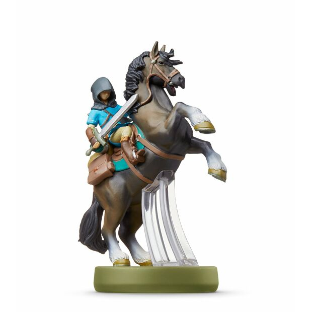 Nintendo amiibo Zelda Link Reiter