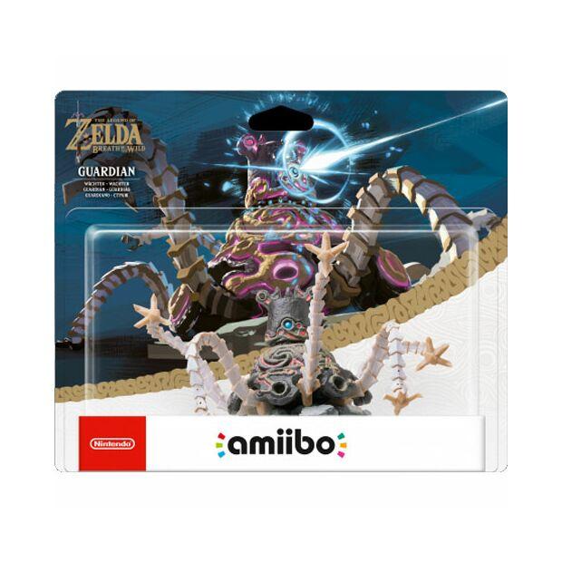Nintendo amiibo Zelda Wächter Guardian