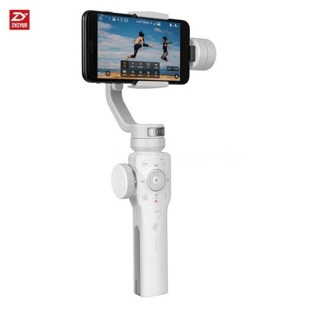 Zhiyun Smooth 4 3-Achsen Smartphone Gimbal Weiß