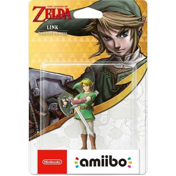 Nintendo amiibo Link Twilight Princess