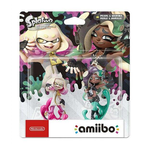Nintendo amiibo Pearl & Marina Double Pack