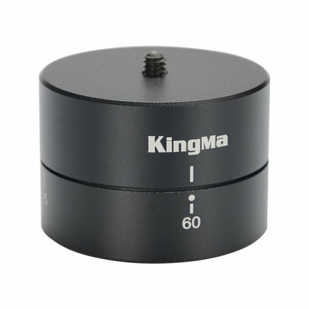 Kingma Time Lapse Action Cam | Zeitraffer | Panorama | 60...