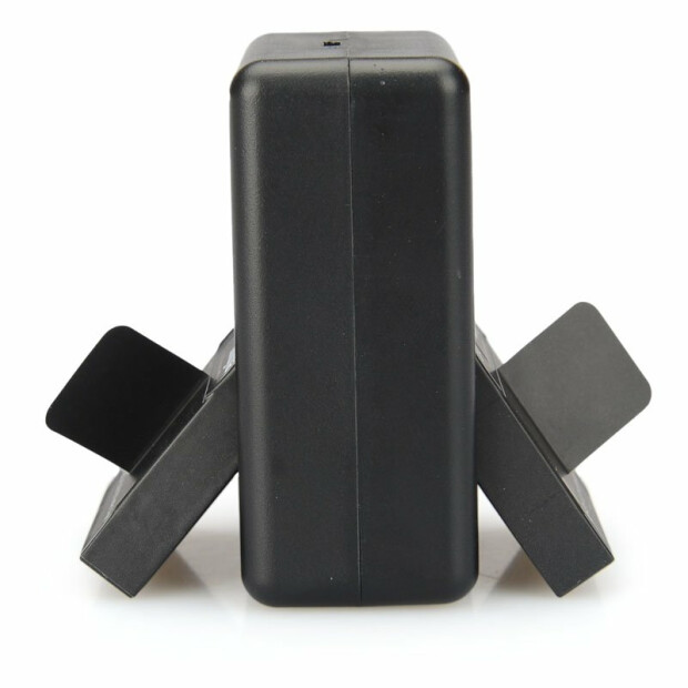 Kingma Set Xiaomi Yi 2K USB Doppel-Ladegerät + Akku 1010 mAh